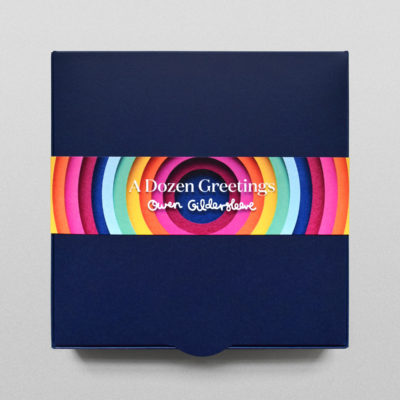 'A Dozen Greetings' Pack of 12 Cards